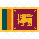 Srilanka Flag Lanka Sri Icon