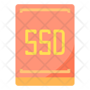 Ssd Device Hardware Icon