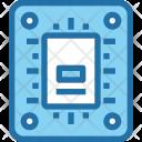 Ssd Circuit Processor Icon