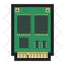 Ssd Solid State Drive Storage Icon