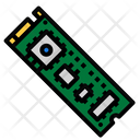 Ssd Data Computer Icon