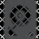 Hdd Drive Harddrive Harddisk Icon