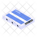 Ssd Drive Solid State Drive Storage Drive Icon