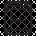 Ssd Hard Drive Computer Hardware Icon