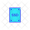 Ssd Storage Ssd Storage Icon