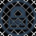 Lock Security Ssl Icon