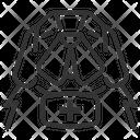 St Bernard Rescue Dog Icon