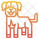 Stjohn Dog Animal Icon