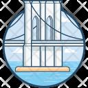 Johns Bridge Portland Icon