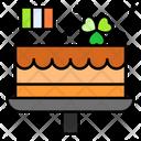 St Patrick Cake Cake Sweet Icon