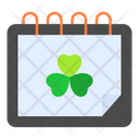 St Patrick Day Icon