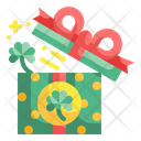 St Patrick Gift Icon