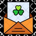 St Patrick Invitation Email Invitation Icon