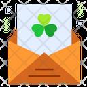 St Patrick Invitation Icon