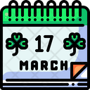 St Patricks Day Saint Patricks Day March Icon