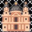 Ist Pauls Cathedral St Pauls Cathedral Cathedral Icon