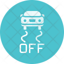 Stability Control Off Icon