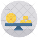 Business Stability Financial Stability Financial Balance Icon