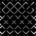 Stack File Folder Icon