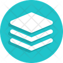 Stack Server Cloud Icon