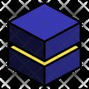 Stack Cut Slice Icon