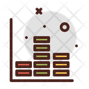 Stack Chart Icon