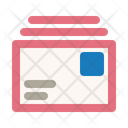 Stack Mail Mail Message Icon