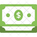 Stack Of Dollars Icon