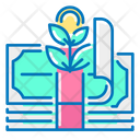 Stack Of Money Fund Funds Icon