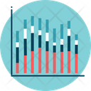Stacked Bar Chart Chart Graph Icon