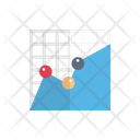 Graph Report Sheet Icon
