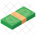 Stacked Money Icon