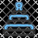 Stacking Ring Icon