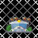 Facility Building Icon