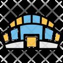 Amphitheater Arena Building Icon