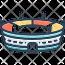 Stadium Arena Amphitheater Icon