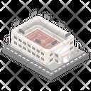 Stadium Architecture Arena Stadium Icon