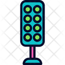 Stadium Light Icon