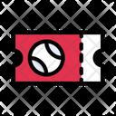 Ticket Riffle Sport Icon