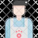 Staff Pet Shop Icon