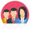 Company Employee Togetherness Icon