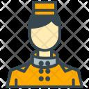 Staff Bellboy Service Icon