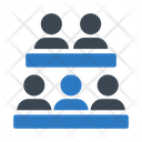 Staff Employee Group Icon
