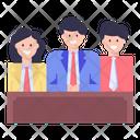 Employee Workforce Staff Icon