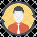 Turnover Refresh Exchange Icon