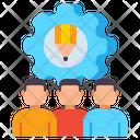 Staffing Plans Staff Setting Staff Managemnet Icon
