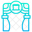Circus Entry Gate Entry Gate Circus Entry Icon
