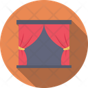 Theater Drama Stage Icon