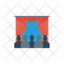 Stage Audience Employee Icon