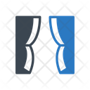 Stage Theater Curtains Icon